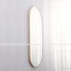 Gương bầu - Màu gỗ