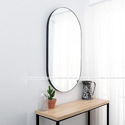 Kinh nghiệm chọn mua và bài trí gương toilet cho phòng tắm