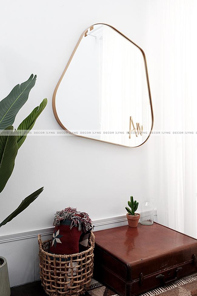 Những mẫu gương treo tường sáng tạo hàng đầu GƯƠNG LYNG